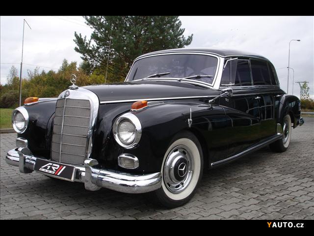Prod m mercedes benz 3000 w189 300d adenauer prodej for Mercedes benz under 3000