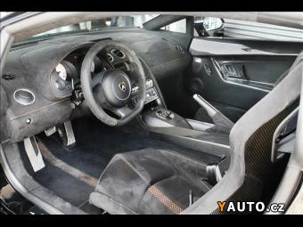 Prodám Lamborghini Gallardo LP570-4 Superleggera