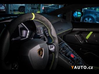 Prodám Lamborghini Aventador Superveloce LP 750-4