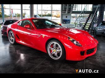 Prodám Ferrari 599 GTB Fiorano F1 orig. HGTE