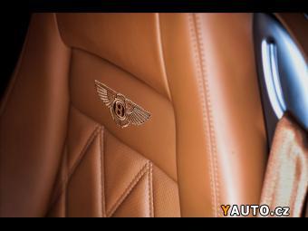 Prodám Bentley Continental GT V12 Speed, Muliner, top stav