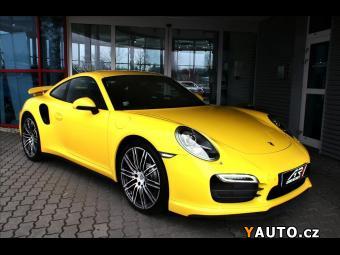 Prodám Porsche 911 991 Turbo
