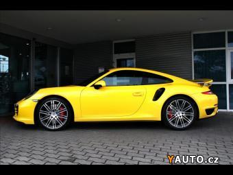 Prodám Porsche 911 991 Turbo, garance 01, 2018