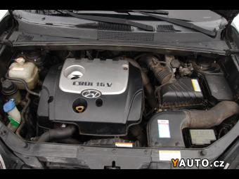Prodám Hyundai Tucson 2.0CRDi 83kW 4WD Champion