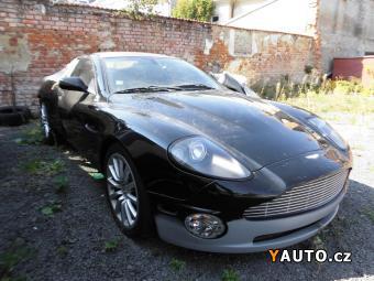 Prodám Aston Martin Vanquish 6.0 V12