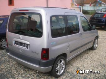 Prodám Citroën Berlingo 1.8