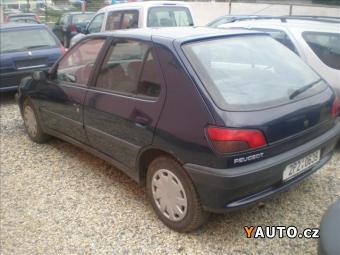 Prodám Peugeot 306 1.6i