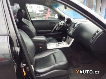 Prodám Infiniti FX45 4,5l V8 LPG