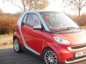 Prodám Smart Fortwo passion