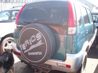 Prodám Daihatsu Terios 1, 3i