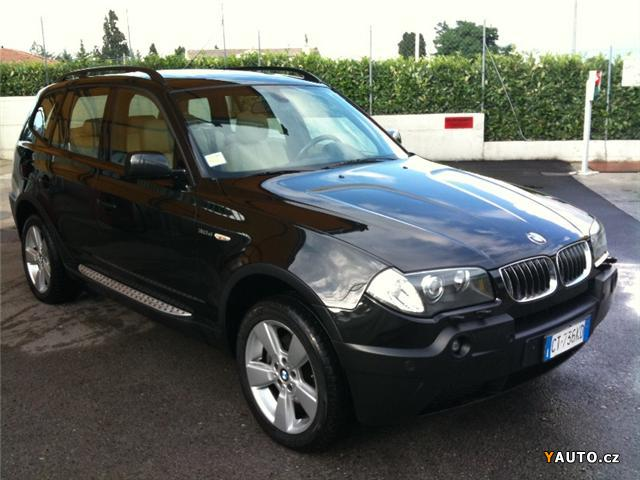 prod m bmw x3 3 0 d futura automat prodej ostatn osobn auta. Black Bedroom Furniture Sets. Home Design Ideas