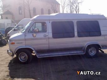 Prodám GMC Vandura 2500 6,5TD