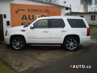 Prodám Cadillac Escalade Ethanol