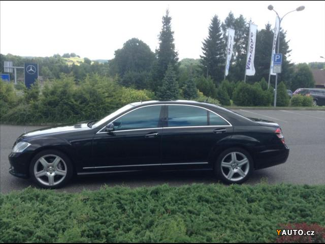 Prod m mercedes benz t dy s s 550 amg paket prodej for 550 amg mercedes benz