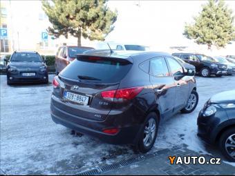 Prodám Hyundai ix35 2,0 ČR 1 maj kůže