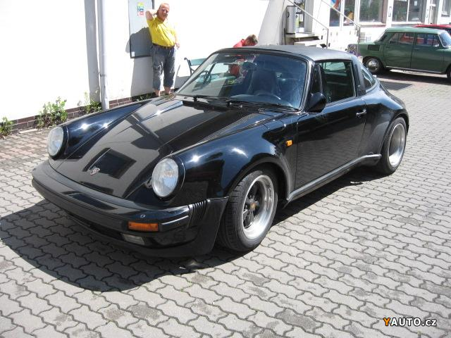 prod m porsche 911 911 sc targa turbo look prodej. Black Bedroom Furniture Sets. Home Design Ideas