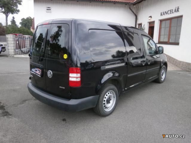 prod m volkswagen caddy maxi orig lpg 1 6 dph prodej volkswagen caddy u itkov vozy. Black Bedroom Furniture Sets. Home Design Ideas