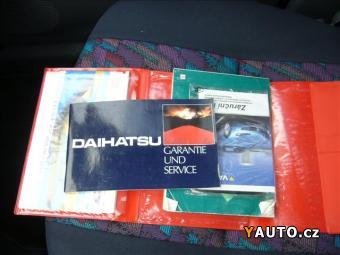 Prodám Daihatsu Terios 1.3 Servisní kniha