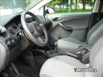 Prodám Seat Altea 1,6 Kopeno v ČR Klima, servis