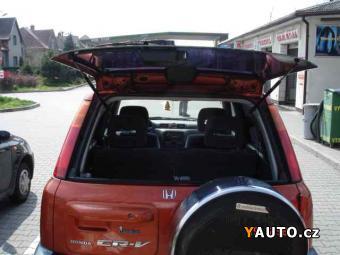 Prodám Honda CR-V 2,0 serviska