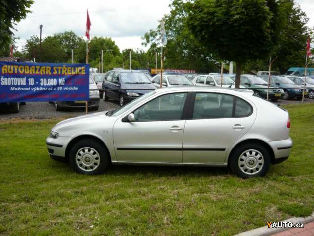 Prodám Seat Leon 1,4 16V Stella