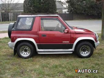Prodám Suzuki Vitara 1,6 + LPG