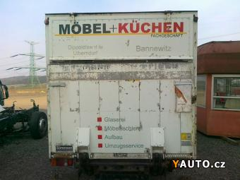 Prodám Volkswagen L80 skříň+čelo