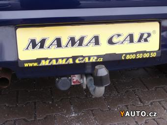 Prodám Dacia Sandero 1.6i ČR 1. MAJ SERV. KN KLIMA