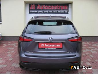 Prodám Lexus NX 300 2,5 h 155PS, 197PS Executive A