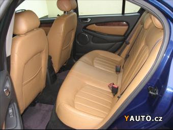 Prodám Jaguar X-Type 2,5 195PS Executive 4x4