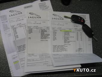 Prodám Jaguar X-Type 2,5 195PS Executive 4x4