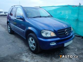 Prodám Mercedes-Benz Třídy M 2.7Cdi