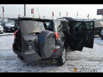 Prodám Toyota Rav4 2,2D*6kvalt*Kůže*Výhřev*Keylee