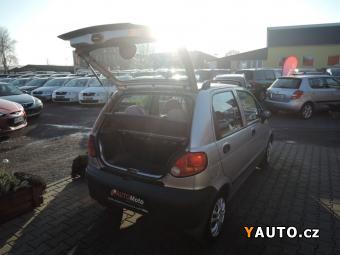 Prodám Daewoo Matiz 0.8 nové ČR - 2. majitel