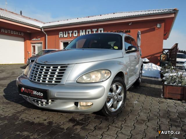 Prodám Chrysler PT Cruiser 2.2 CRD Limited