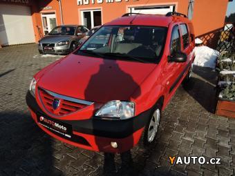 Prodám Dacia Logan MCV 1.6 16V Laureáte 77kW