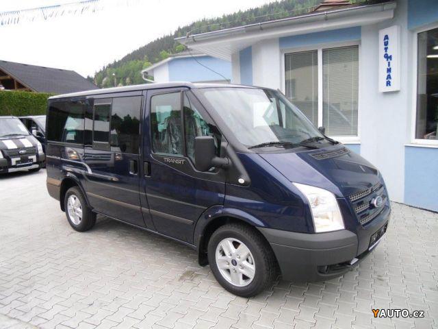 prod m ford transit 2 2tdci103kw euroline prodej ford. Black Bedroom Furniture Sets. Home Design Ideas