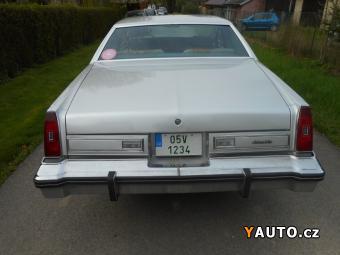 Prodám Oldsmobile 98 Regency,  350cui
