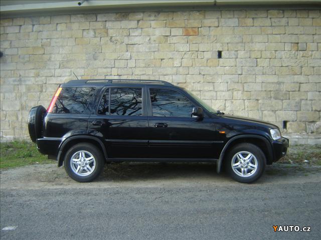 Prodám Honda CR-V 2.0 VTEC