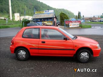 Prodám Daihatsu Charade 1.3 servo klima