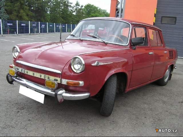 Prodám Škoda 1000MB-1968. Bez EKO Poplatku prodej Ostatní Osobní ...
