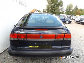 Prodám Saab 900 2,0 KLIMA NOVÁ STK