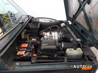 Prodám Lada Niva 1,7 4x4 SERVO
