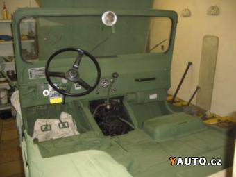 Prod 225 M Ford Mutt M151 A2 Prodej Ostatn 237 Ter 233 Nn 237 Vozy
