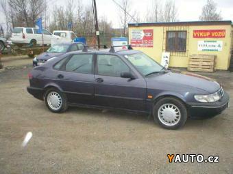 Prodám Saab 900 2,0 2.0i