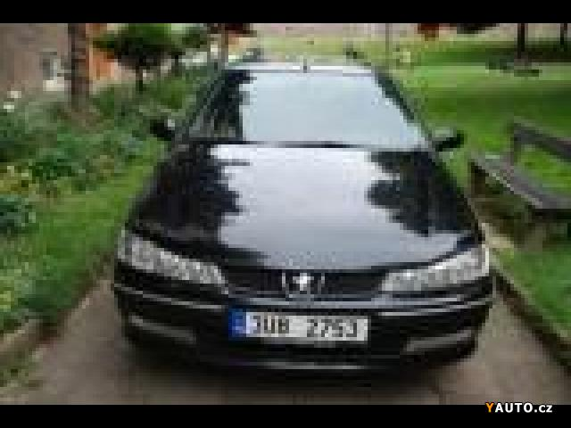 Peugeot 406 2 0 hdi for Salon 406 hdi