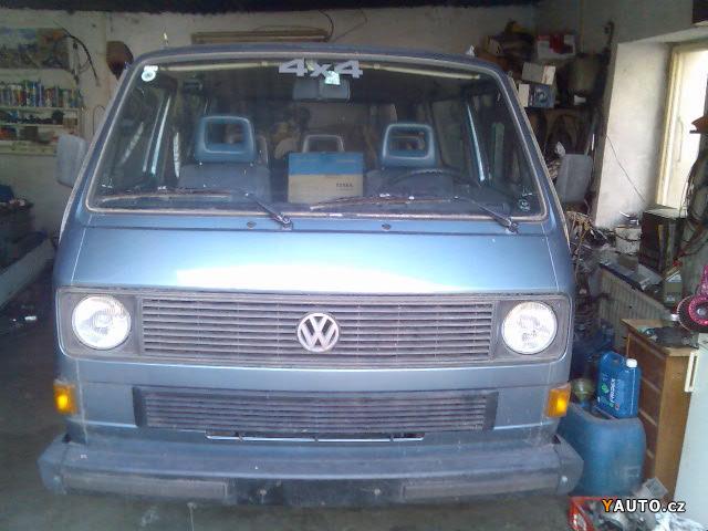 Prodám Volkswagen Transporter T3