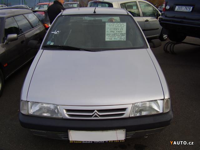 Prodám Citroën ZX 1.4