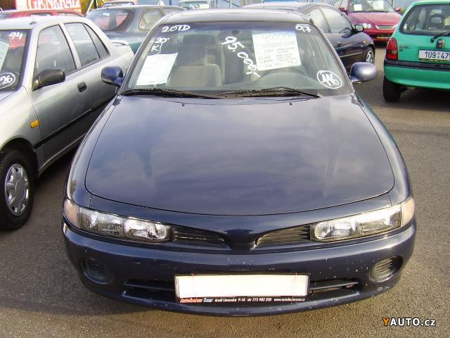 Prodám Mitsubishi Galant 2.0 Td