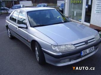 Prodám Peugeot 605 2.1 TD TD